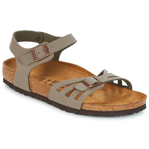 Chaussures Femme Sandales et Nu-pieds Birkenstock BALI Gris