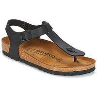 Chaussures Femme Tongs Birkenstock KAIRO Noir