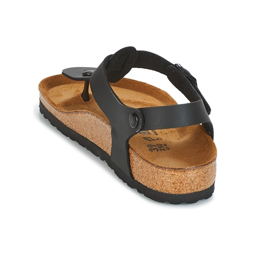 Birkenstock Sandales Kairo Femme Nu Noir pieds Et tdQxsChr