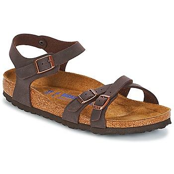 Chaussures Femme Sandales et Nu-pieds Birkenstock KUMBA SFB Marron