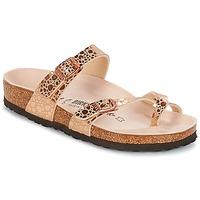 Chaussures Femme Tongs Birkenstock MAYARI Rose
