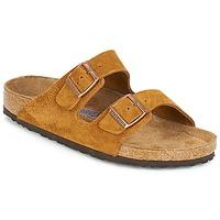 Chaussures Homme Mules Birkenstock ARIZONA SFB Marron
