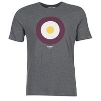 Vêtements Homme T-shirts manches courtes Ben Sherman THE TARGET TEE Gris