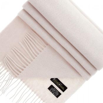 Accessoires textile Femme Echarpes / Etoles / Foulards Emporio Balzani echarpe 100 % cachemire rose Rose