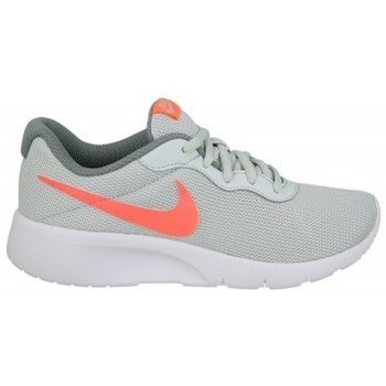 Chaussures Femme Baskets basses Nike TANJUN (GS) PURE PLATINUM Gris