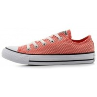 Chaussures Femme Baskets basses Converse CTAS OX ULTRA RED BLACK WHITE rouge