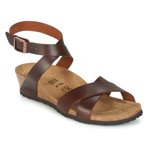 Chaussures Femme Sandales et Nu-pieds Papillio LOLA Cognac
