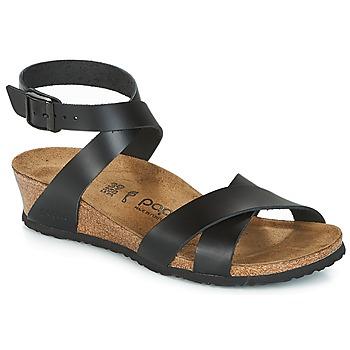 Chaussures Femme Sandales et Nu-pieds Papillio LOLA Noir