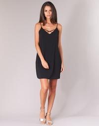 Vêtements Femme Robes courtes Moony Mood IGARA Noir