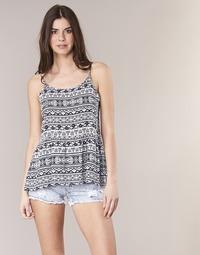 Vêtements Femme Tops / Blouses Yurban IKTOR Bleu