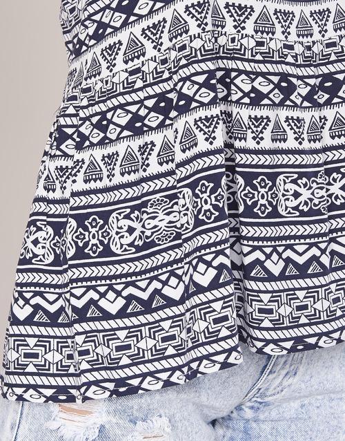 IKTOR  Yurban  tops / blouses  femme  bleu