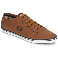 Chaussures Homme Baskets basses Fred Perry KINGSTON TWILL Marron