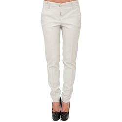 Vêtements Femme Pantalons Armani jeans FANTASIA PERLA Gris Blanc