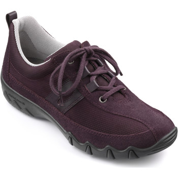 Chaussures Femme Baskets basses Hotter Femmes Chaussures Casual Plum violet