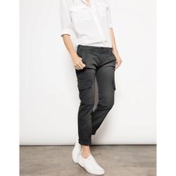 Vêtements Femme Pantalons cargo Reiko CAMERON Béton