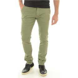 Vêtements Homme Chinos / Carrots Never Pantalon Chino Stretch Kalidry  - Neverdry les VERTS