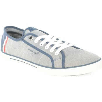 Chaussures Pepe jeans sneakers denim pms30356 aberman -