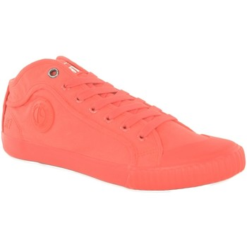 Chaussures Homme Baskets basses Pepe jeans Sneakers En Toile Pms30336 Industry  -  Type: Baskets Hauts les ROUGES