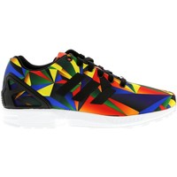 Chaussures Homme Baskets basses adidas Originals Sneakers Street Style B34467 Zx Flux   -   Type: Running Chausso MULTICOLORE