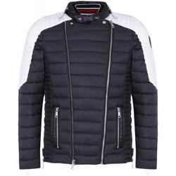 Vêtements Homme Doudounes Horspist Blouson Steeve Omega  (Noir/Blanc) Noir