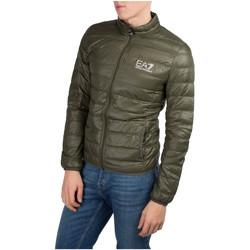 Vêtements Homme Doudounes Emporio Armani EA7 Doudoune  - Ref. 8NPB01-PN29Z-1852 Vert