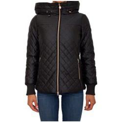 Vêtements Femme Doudounes Emporio Armani EA7 Blouson  - Ref. 6YTB07-TN05Z-1200 Noir