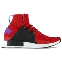 Chaussures Homme Baskets montantes adidas Originals NMD XR1 Winter - Ref. BZ0632 Rouge