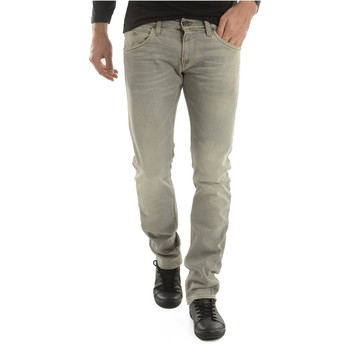 Vêtements Homme Jeans slim Meltin'pot Jean Slim Stretch Martin - les GRIS