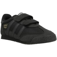 Chaussures Enfant Baskets basses adidas Originals Dragon OG CF I Noir