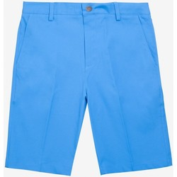 Vêtements Homme Shorts / Bermudas Puma Ess Pounce Short Blue Bleu