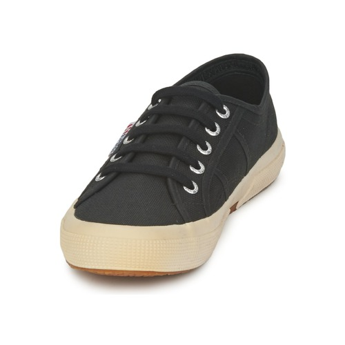 Baskets Superga Noir Basses 2750 Chaussures Classic UMpzVGSq