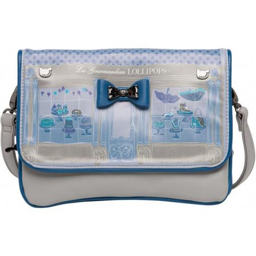 Besace Ygotine Sac Lollipops Toy PochettesSacoches Bleu Femme b7I6yvYfg