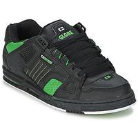Chaussures Homme Baskets basses Globe SABRE Noir / Vert