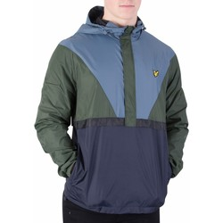 Vêtements Homme Coupes vent Lyle & Scott Homme Veste imperméable, Multicolore multicolore
