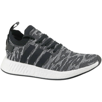 Chaussures Homme Baskets basses adidas Originals NMD_R2 Primeknit BY9409