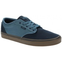 Chaussures Homme Baskets basses Vans Chaussures  M Atwood - 2-Tone Blue / Gum Bleu