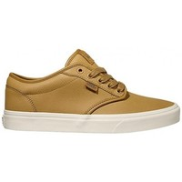 Chaussures Homme Baskets basses Vans Chaussures  M Atwood - Leather Medal Bronze Marron