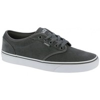 Chaussures Garçon Baskets basses Vans Chaussures  Y Atwood - Camping Pewter Gris