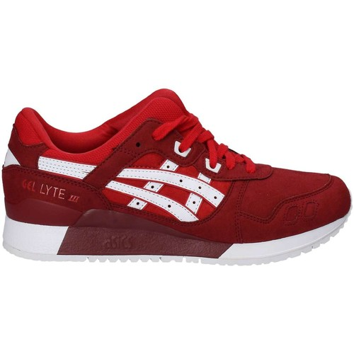 Chaussures Homme Baskets basses Asics H7K4Y Sneakers Man Rouge Rouge