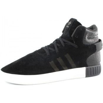 Chaussures Homme Baskets montantes adidas Originals TUBULAR INVADER Noir