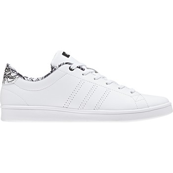 Chaussures Femme Baskets basses adidas Originals ADVANTAGE CL QT W DB1858 BLANCO