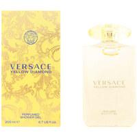 Beauté Femme Produits bains Versace Yellow Diamond Bath & Shower Gel  200 ml