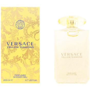 Beauté Femme Produits bains Versace Yellow Diamond Bath & Gel Douche  200 ml