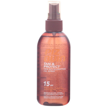 Beauté Protections solaires Piz Buin Tan & Protect Oil Spray Spf15  150 ml