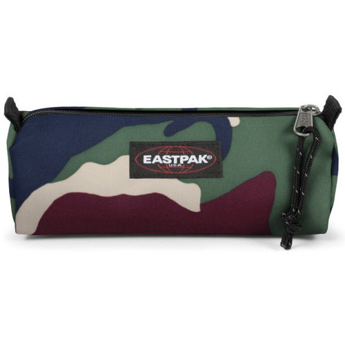 Trousse scolaire Eastpak Benchmark Camo marron