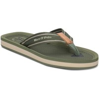 Chaussures Homme Tongs Marc O'Polo Marc Opolo Vert