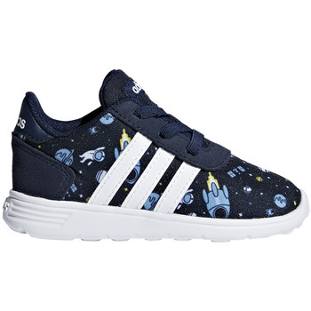 Chaussures Enfant Baskets basses adidas Originals LITE RACER  INF DB1928 AZUL