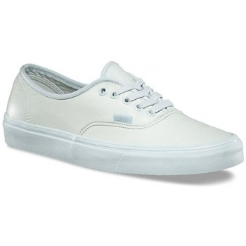 Chaussures Baskets basses Vans Chaussures  U Authentic - Leather Mono / Ice Flow Bleu