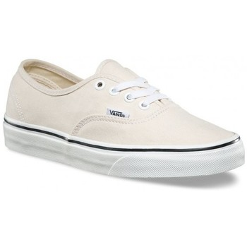 Chaussures Baskets basses Vans Chaussures  U Authentic - Birch / True White Beige