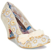 Chaussures Femme Escarpins Irregular Choice PALM COVE Beige